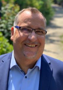 Alexander Hass, Leiter des Stadtmarketings Uelzen
