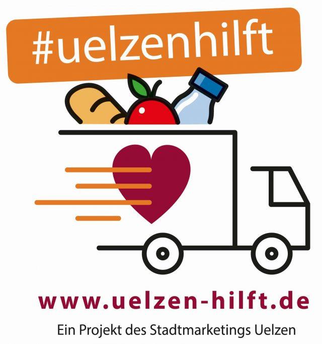 Die Hilfs-Aktion des Stadtmarketings - Uelzen hilft!