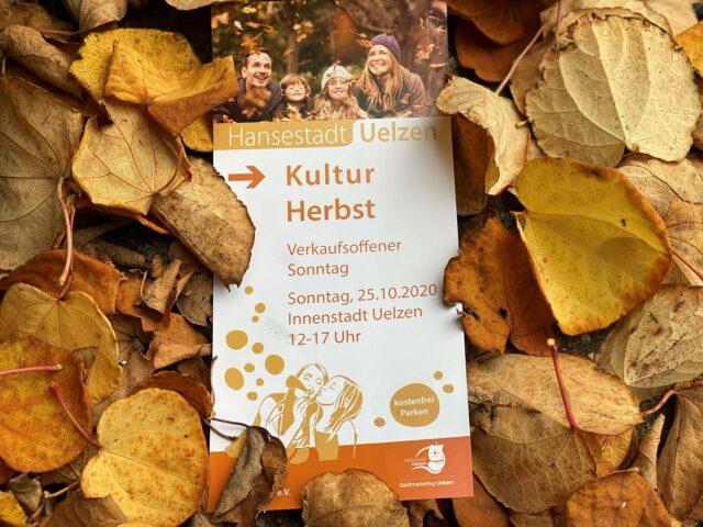 Kultur Herbst Flyer