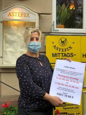 M. Ghalariny | Astefix © Stadtmarketing Uelzen