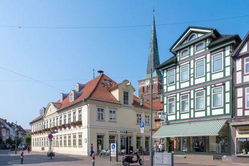 Uelzen Innenstadt_ (c) Huchhausen