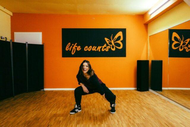 Tanzkurs mit Sabrina Mennerich (c) Stadtmarketing Uelzen